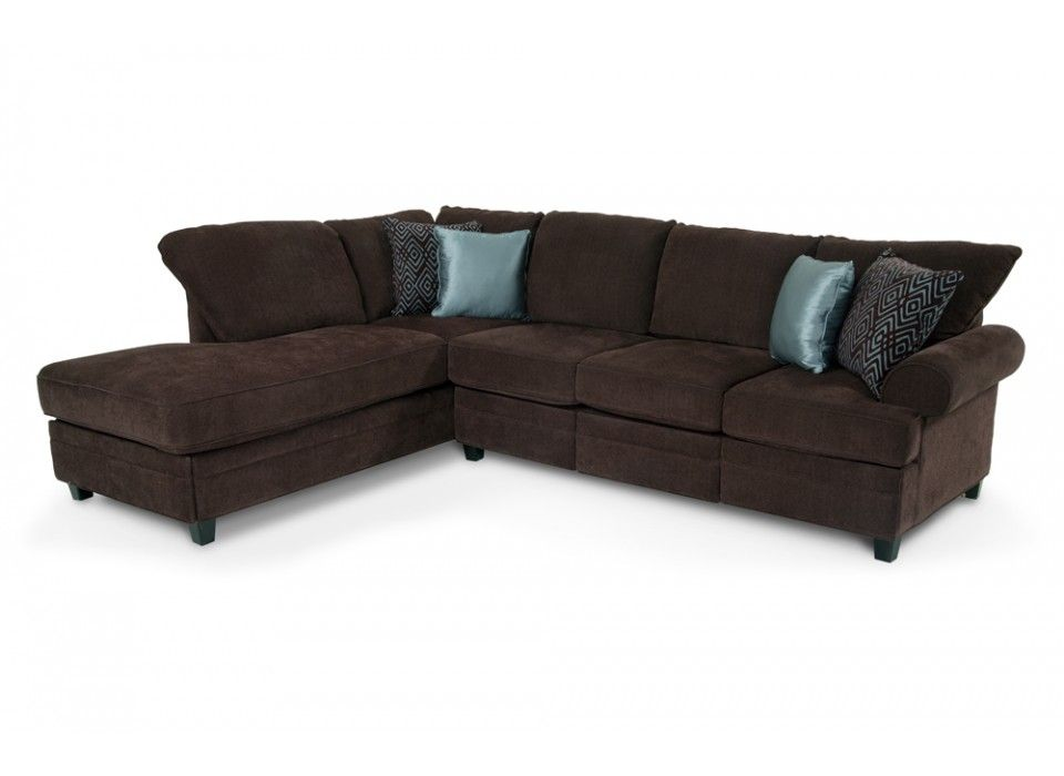 Kendall Sectional 2 Piece Sectional | Sectionals | Living Room | Bobu0027s Discount Furniture  sc 1 st  Pinterest : bobs sectionals - Sectionals, Sofas & Couches
