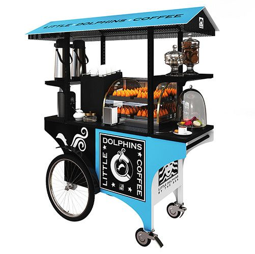 Coffee Carts For Sale Rocking Mobile Street Vendors Purchased By Top Brands Custom Self Contained Design Ideas Indoor And Outdoor