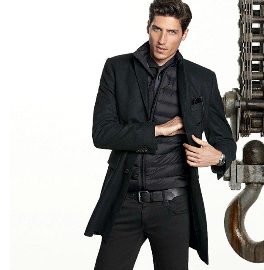 Ideas en looks con abrigos para hombres