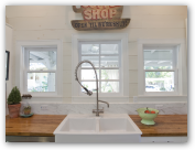 Love the sink and faucet