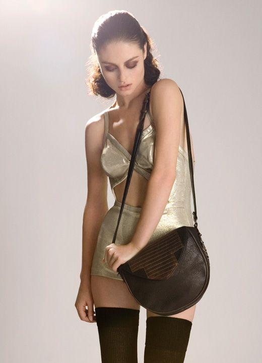 S/S 2010 | Reece Hudson    #reecehudson #fashion #stye #handbags #ss10 #ss10lookbook #crossbody