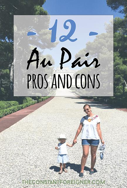 12 Au Pair Pros and Cons | Au pair, Pairs, Work travel