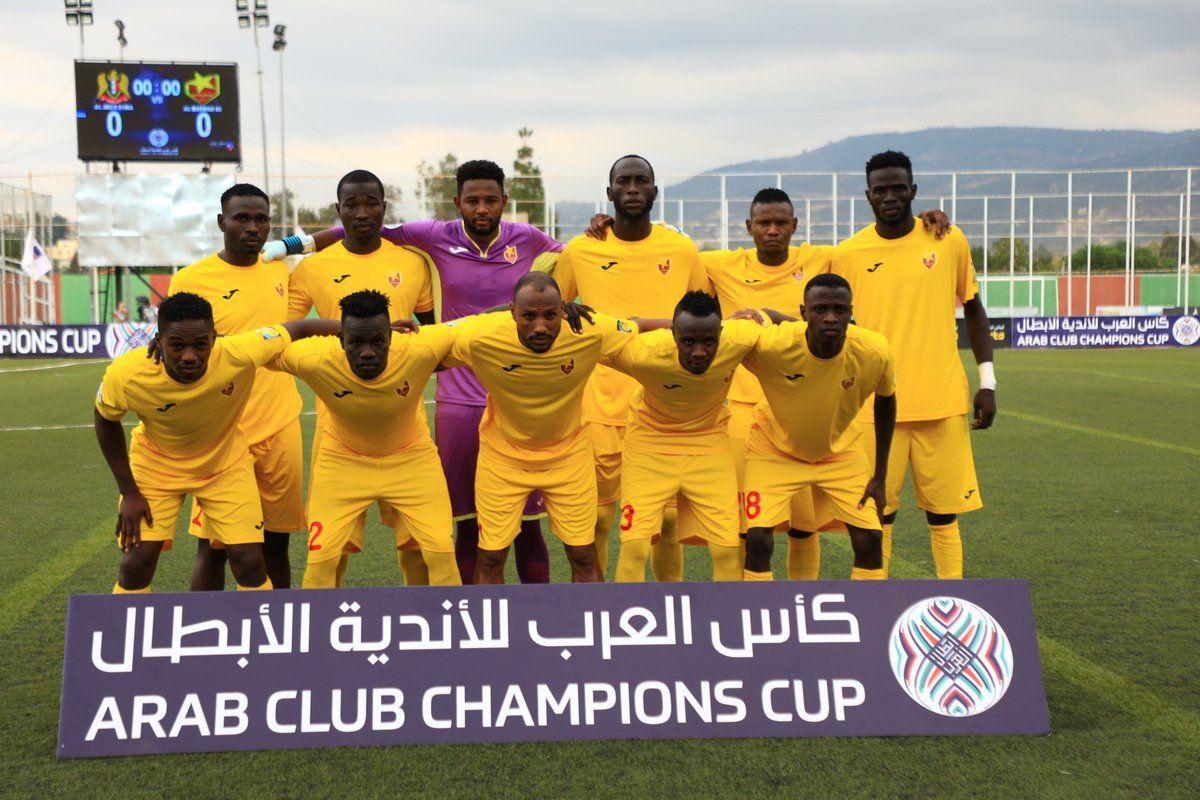 موعد مباراة المريخ واتحاد العاصمة الجزائري القادمة 2018 في البطولة العربية دور 16 الذهاب والعودة Soccer Field Sports Soccer