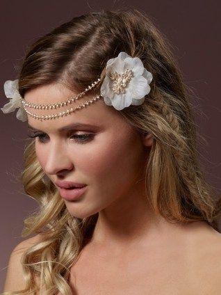 De mooiste haar accessoires vind je bij weddingworld.nl