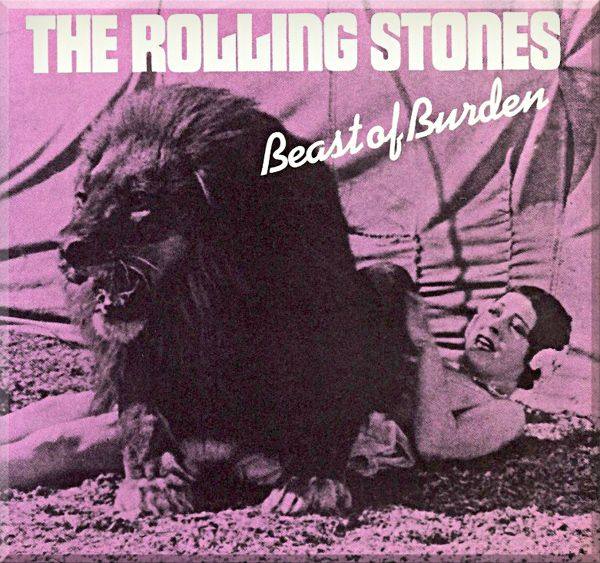 The Rolling Stones - Beast of Burden - 1978