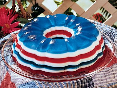 Red, White, and Blue! July 4th Desserts | Reader's Digest