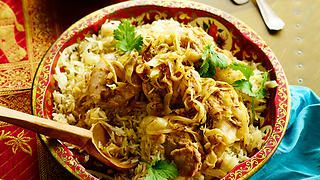 Jeera chicken and rice recipe : SBS Food
