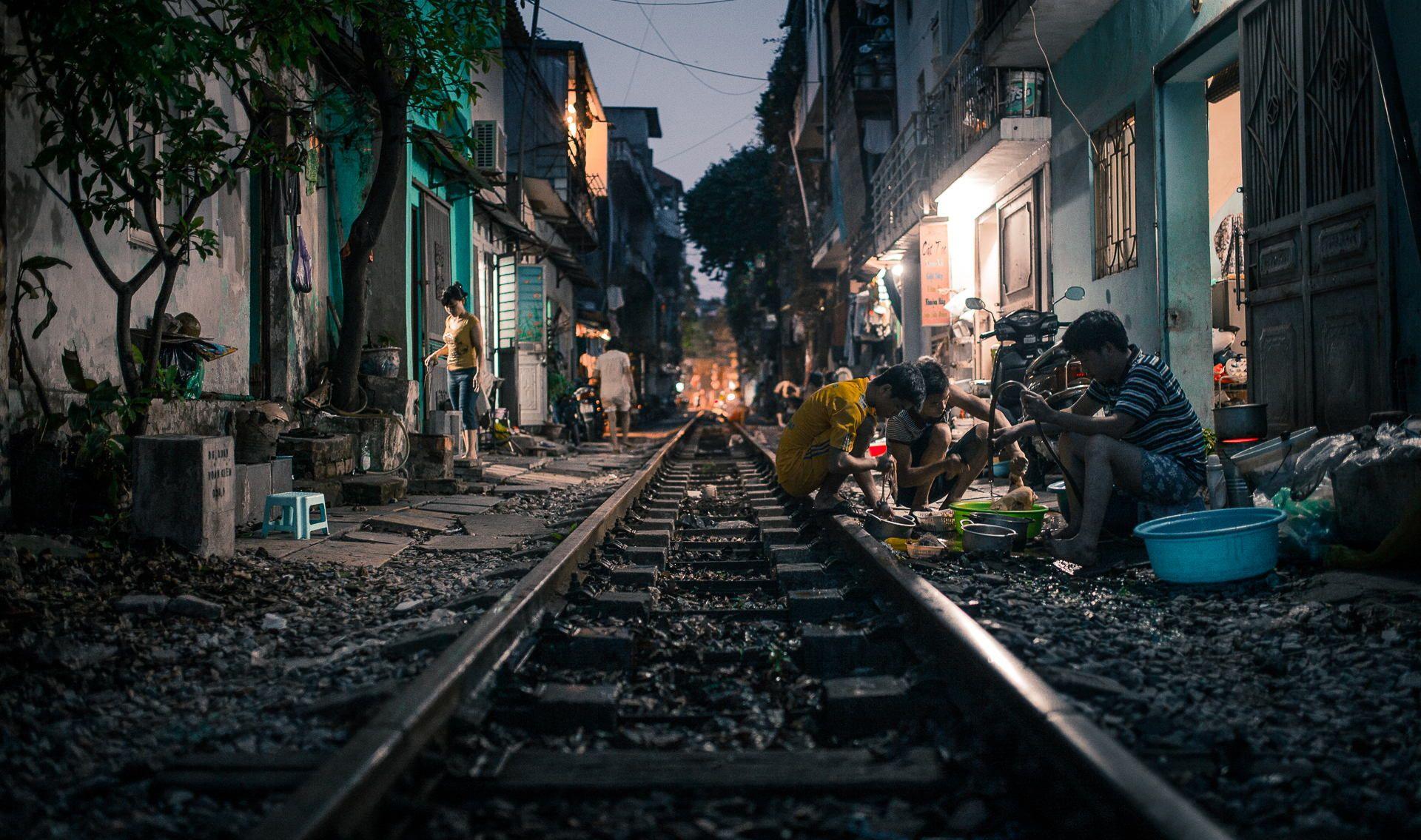 Victoria Express  Hanoi, Vietnam, 2014