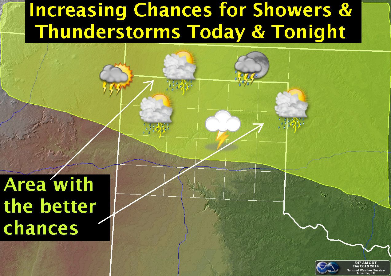 Thursday's Weather Roundup - Two fronts & rain/storms coming!  Good morning and happy Thursday! This morning's roundup will focus mostly on the cold fronts (yes, plural) expected to impact the region this weekend, and also a look at the currently forecasted rain and thunderstorm chances between now and early next week. For today, rain chances will r... Read the whole article at http://texasstormchasers.com/?p=32482 - Jenny Brown