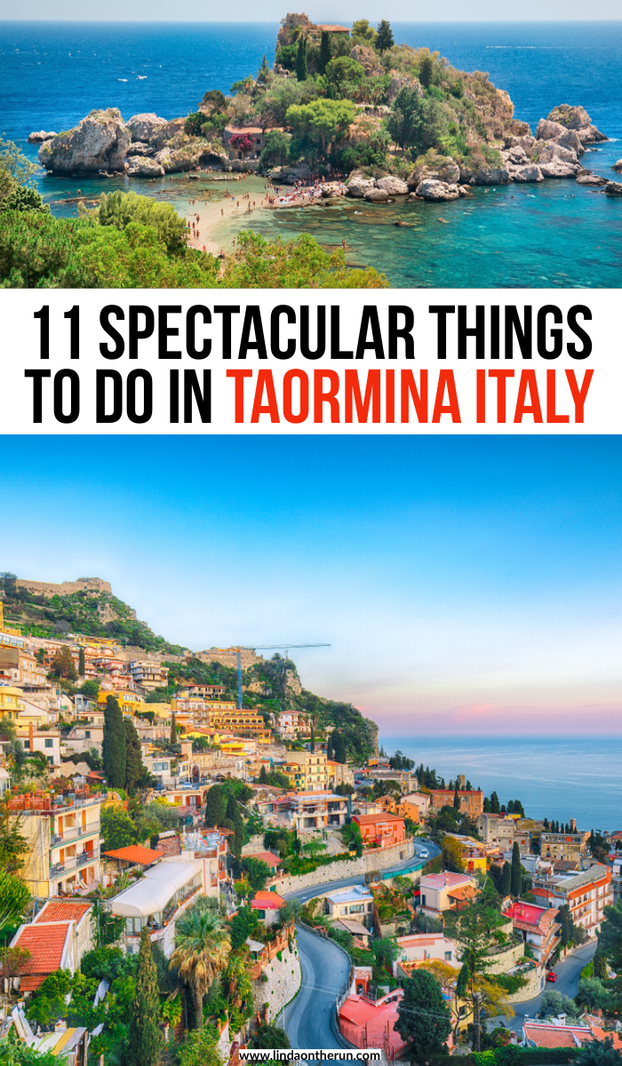 20 Spectacular Things To Do In Taormina   Italy travel guide ...