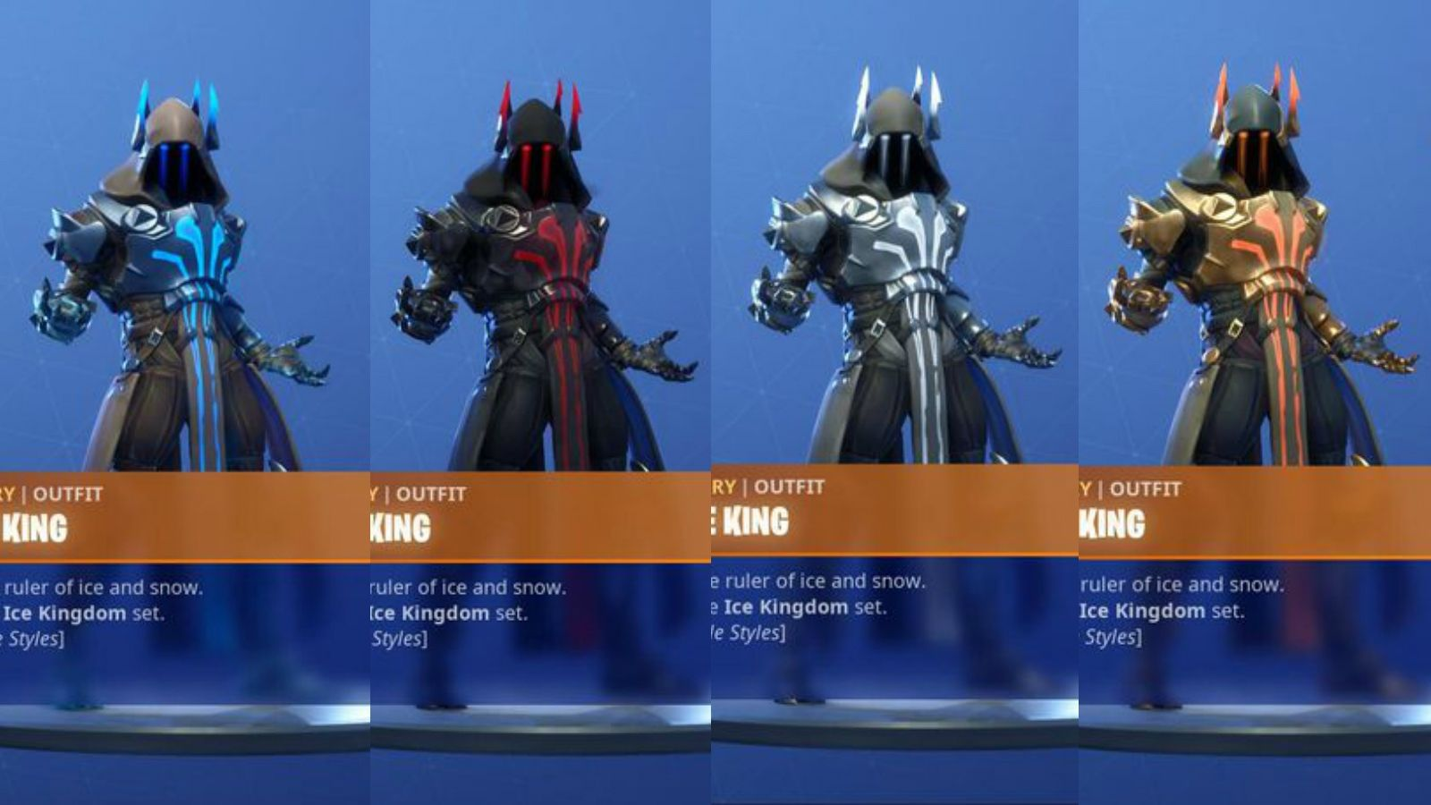 How To Complete Fortnites Ice King Challenges New Skin Styles And
