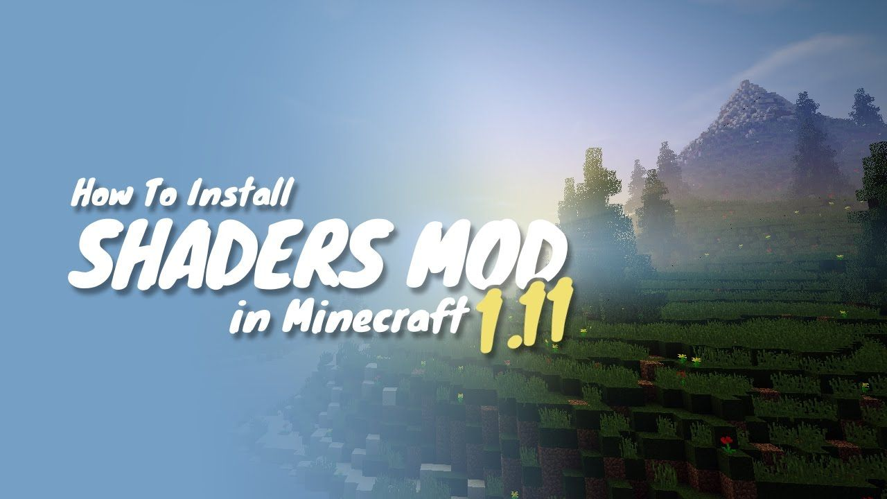 how to install shaders
