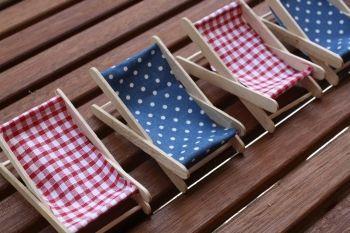 diy marque places transats et porte couteaux tongs popsicles tables and marque place. Black Bedroom Furniture Sets. Home Design Ideas