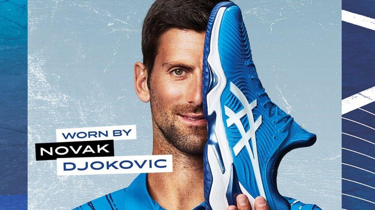 Asics Court Ff 2 Men S Global Tennis Shoe Review Novak Djokovic Tennis In 2020 Tennis Clothes Shoe Reviews Tennis Gear