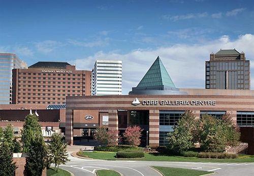 Renaissance Atlanta Waverly Hotel Convention Center