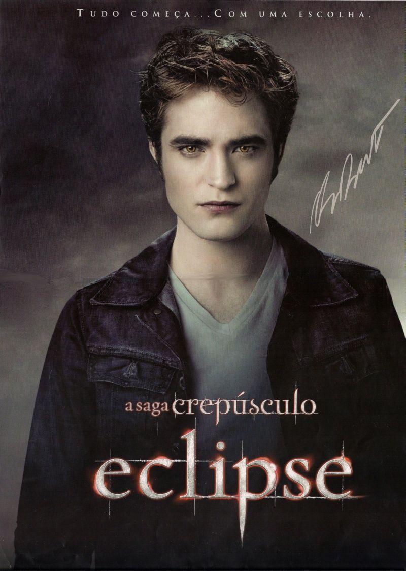 Robert Pattinson Eclipse International Poster Jordyn