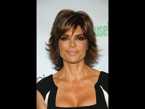 Pleasing Lisa Rinna Hairstyle By The Salon Guy Hes Good Click On Picture Hairstyle Inspiration Daily Dogsangcom