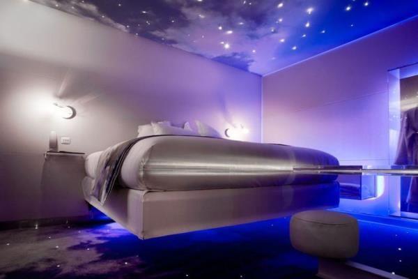 Slaapkamer Verlichting Ideeen : Een sterrenhemel in de slaapkamer het kan slaapkamer in