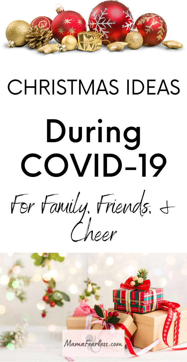 10 Ideas For Christmas During Social Distancing Mamafearless In 2020 Christmas Mom Christmas Christmas Fun