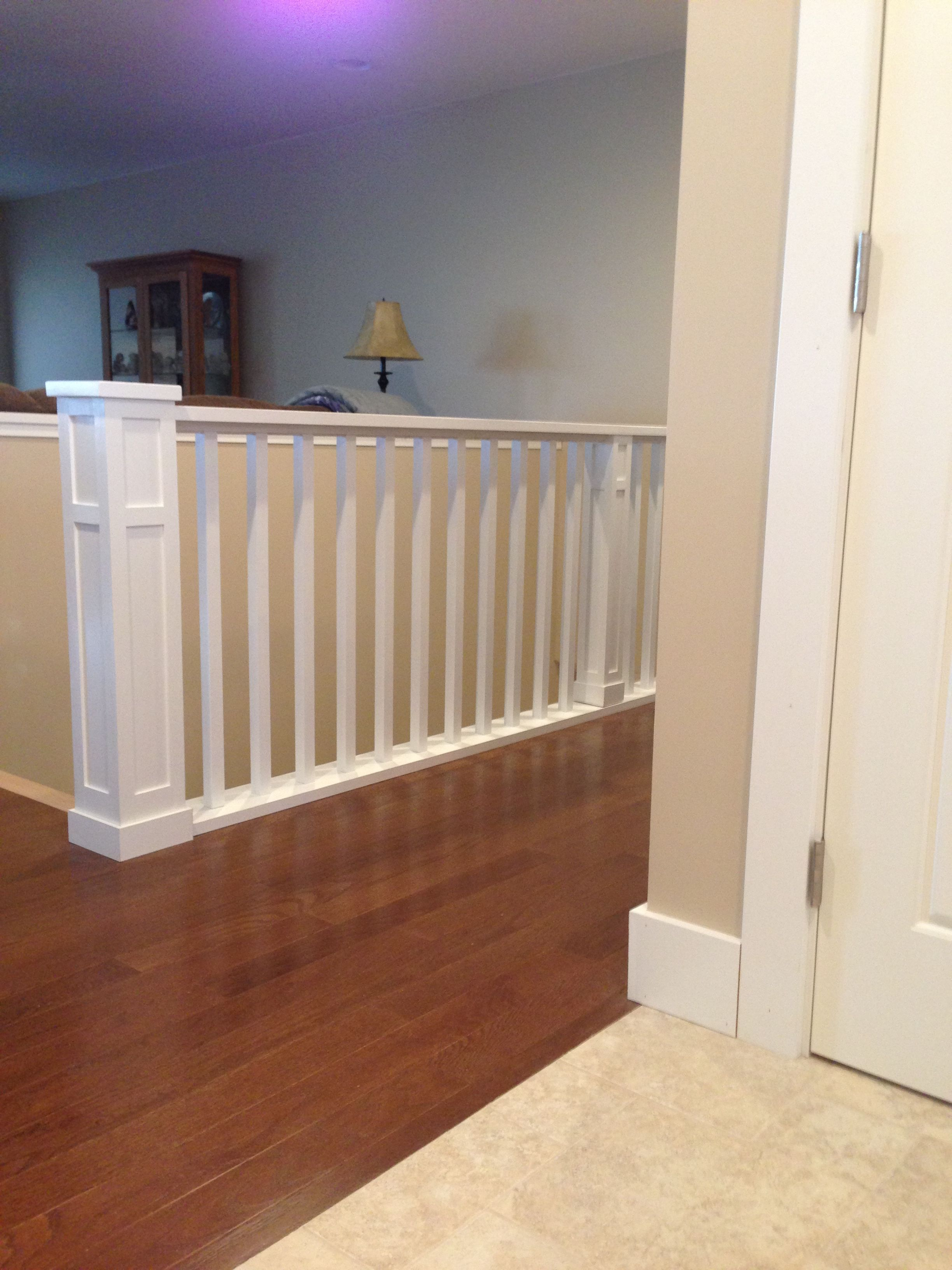Best This Craftsman Style Balcony Staircase Has A Custom 400 x 300