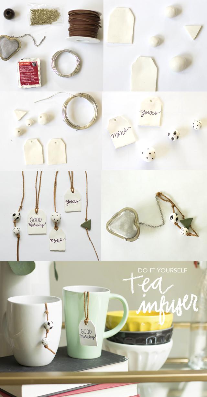 always rooney: Updated Tea Infuser   DIY