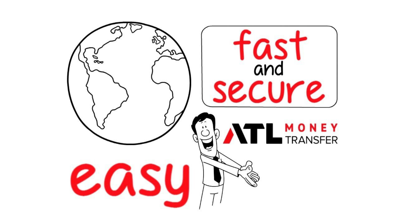 Send Money Abroad Online With Atl Transfer