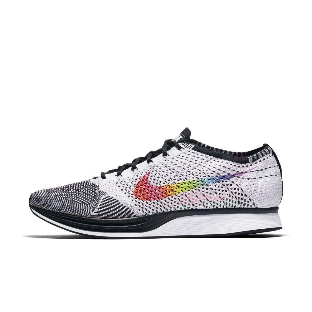 Nike Mariah Racer Black Heel | Sneakers | Pinterest | Black heels, Nike  flyknit racer and Flyknit racer