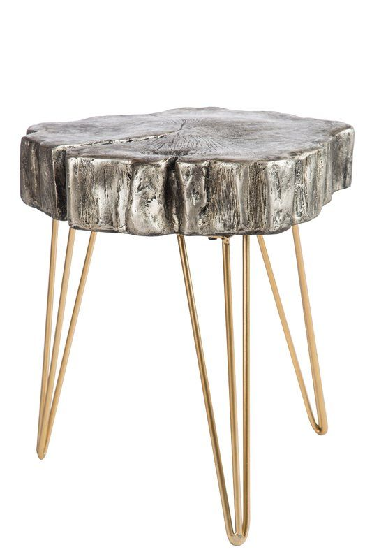 Best Robitaille Log End Table Side Table Log Side Table Log 400 x 300
