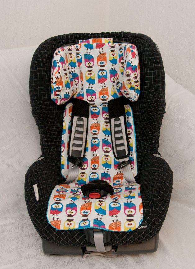 Sitzauflage Eulchen für Autositz | Ideas for home | Pinterest ...
