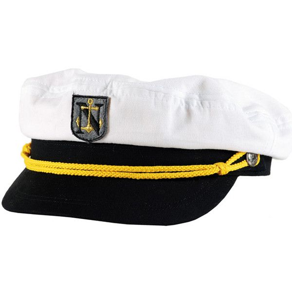 DIM MAK x NEFF SAILOR CAP Sneaker Freaker ❤ liked on Polyvore featuring hats