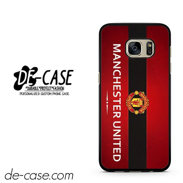 Manchester United Collection DEAL-6827 Samsung Phonecase Cover For Samsung Galaxy S7 / S7 Edge