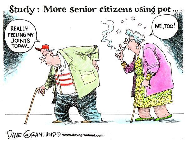 Funny Senior Citizen Pictures