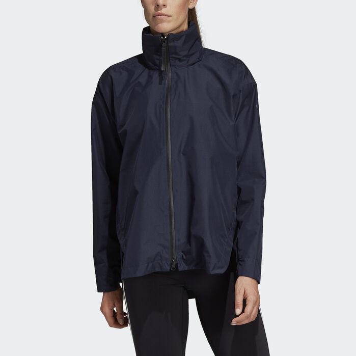 Adidas Performance Funktionsjacke »urban Climaproof Regenjacke« Blue
