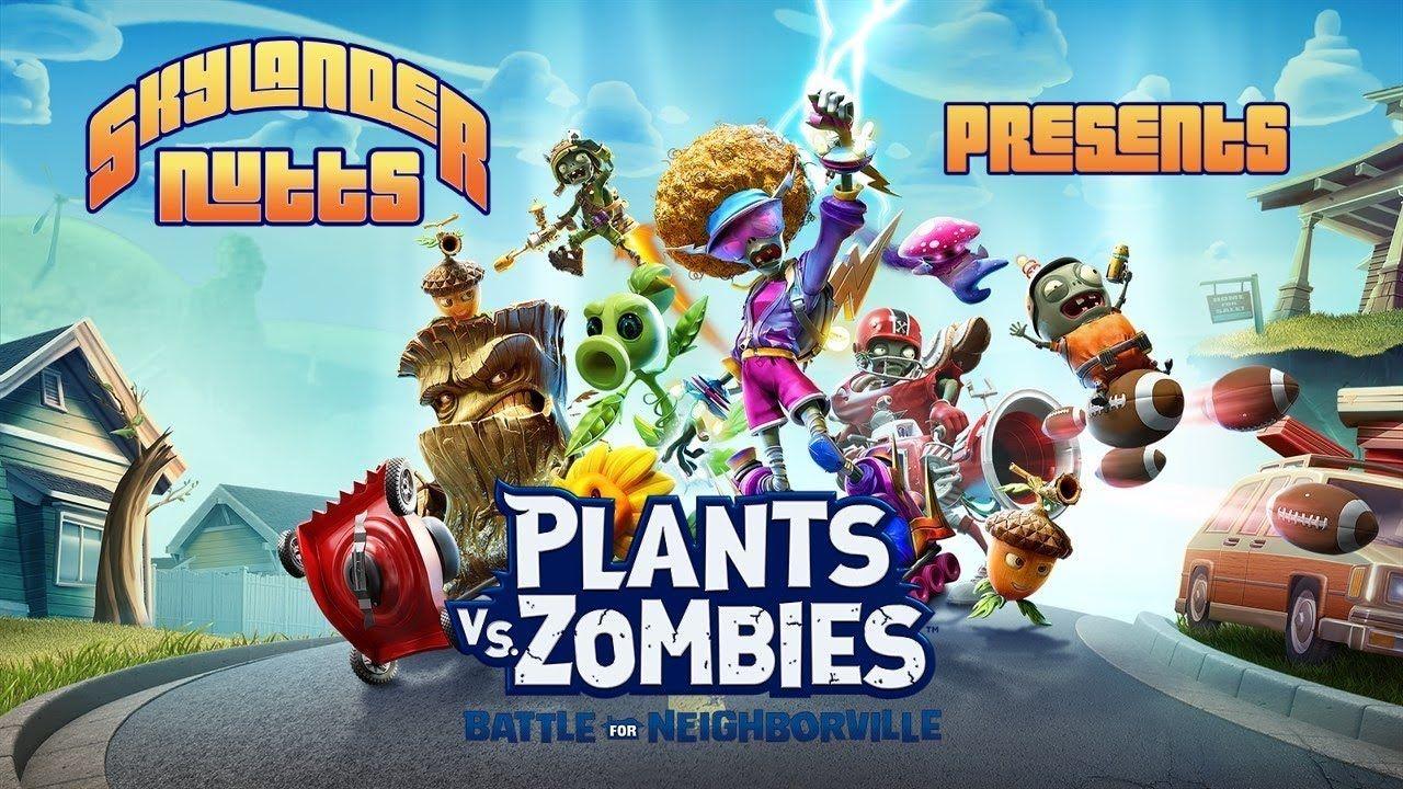 Skylandernutts Presents Plants Vs Zombies Battle For Neighborville