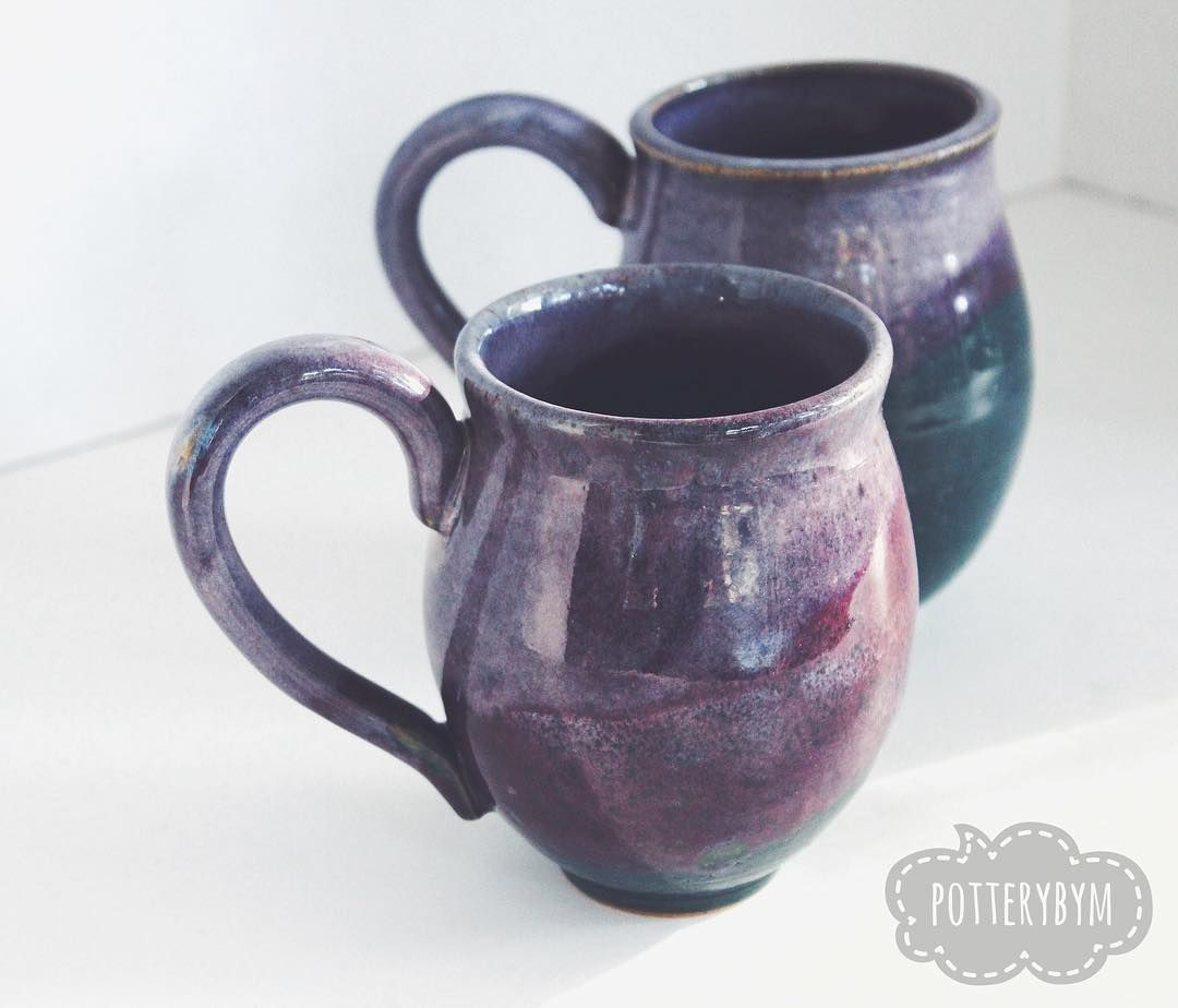 Whoa, I love this purple! Instagram photo by @potterybym