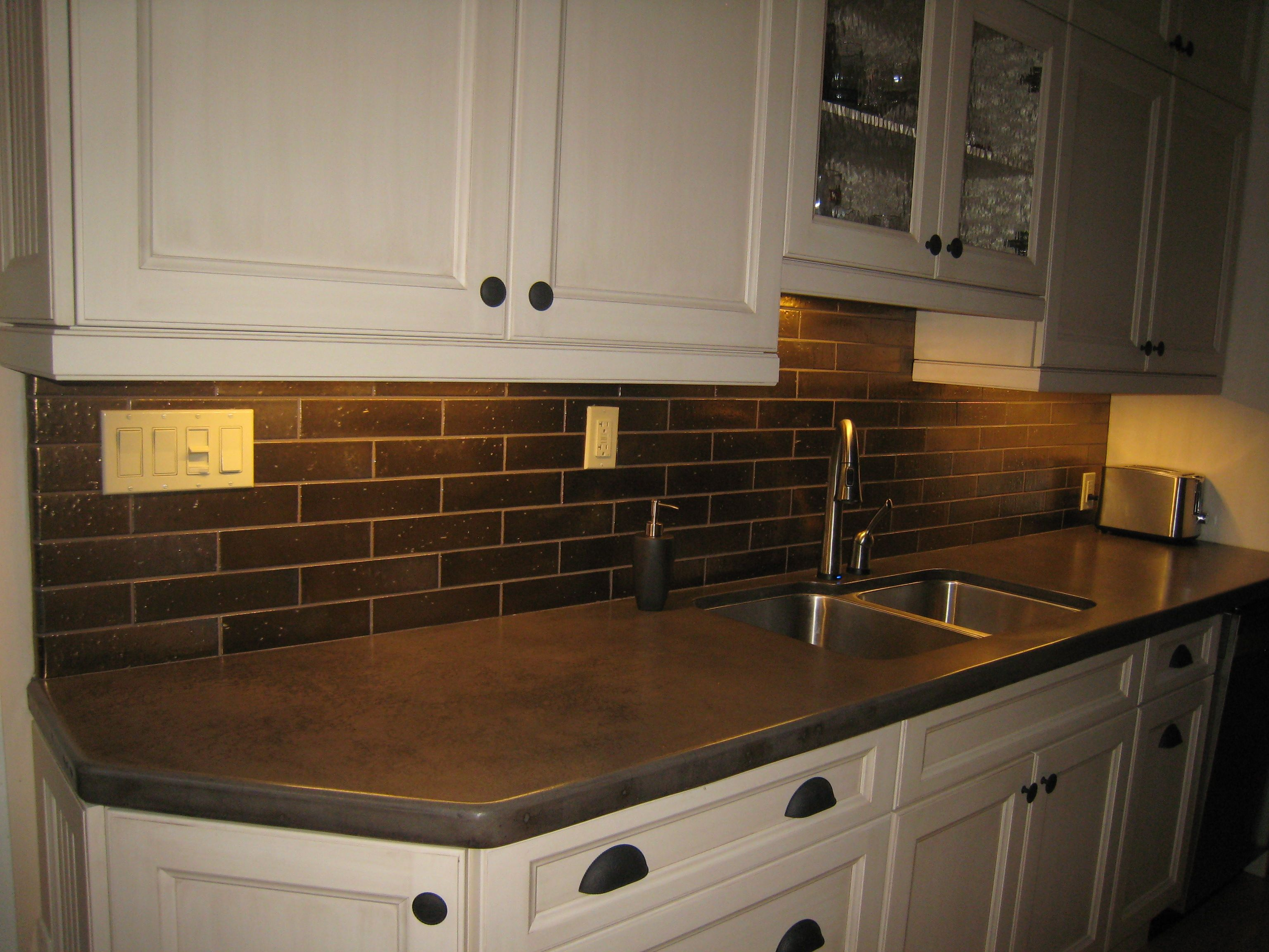 kitchen subway tile backsplash ideas | kitchen cabinets kitchen