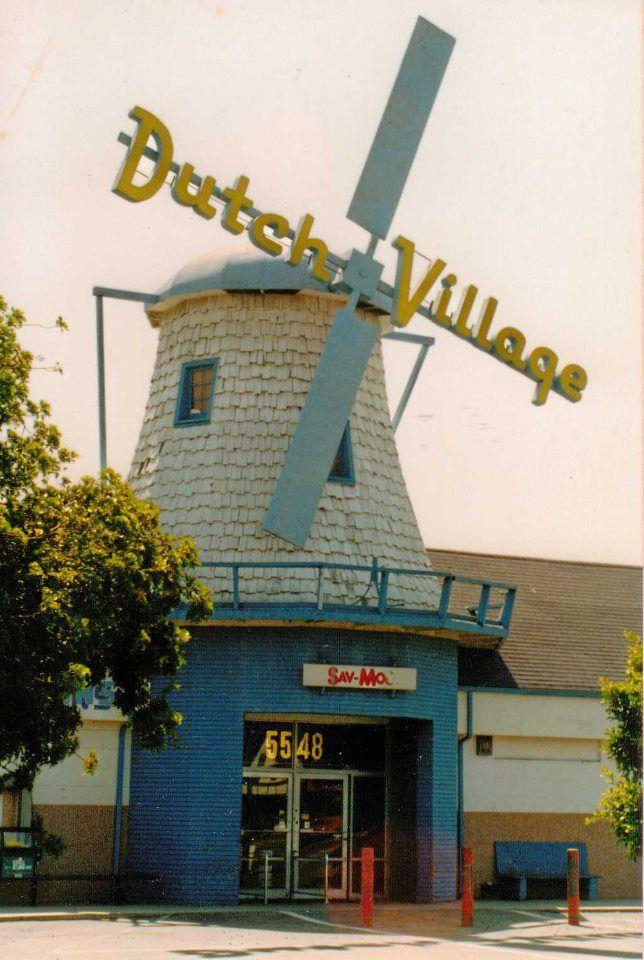 Dutch Village Lakewood Ca