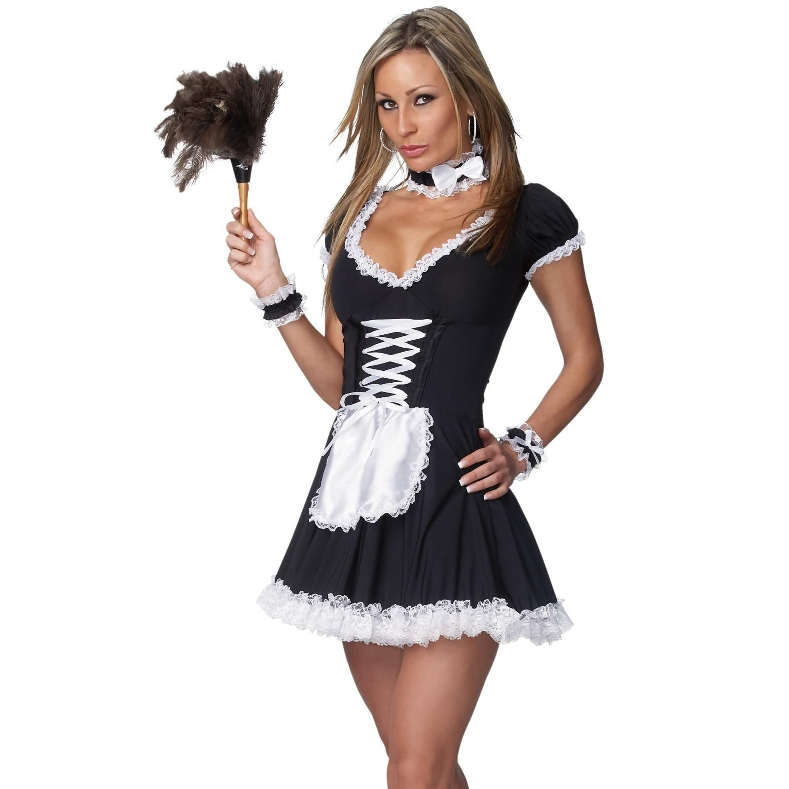 Chamber Maid Sexy Adult Costume Chamber Maid