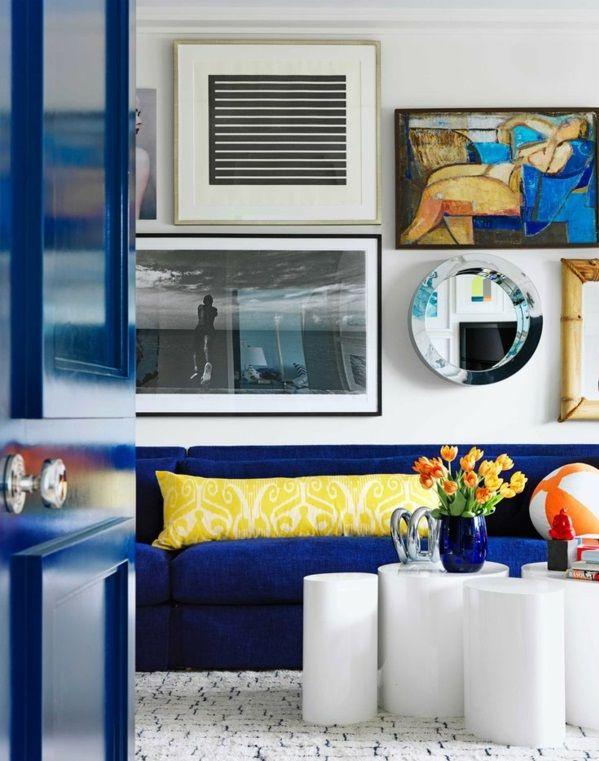 Kombinationen Glanz Moderne Wandfarben Designer