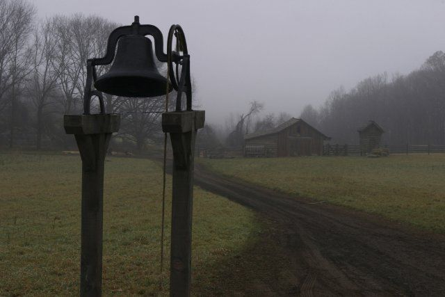 The Eerie And Unsettling Environment Of The Village The Village Movie Village Into The Forest Movie