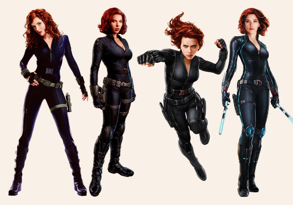 Black Widow Concept Art Iron Man 2 Vs The Avengers Captain America