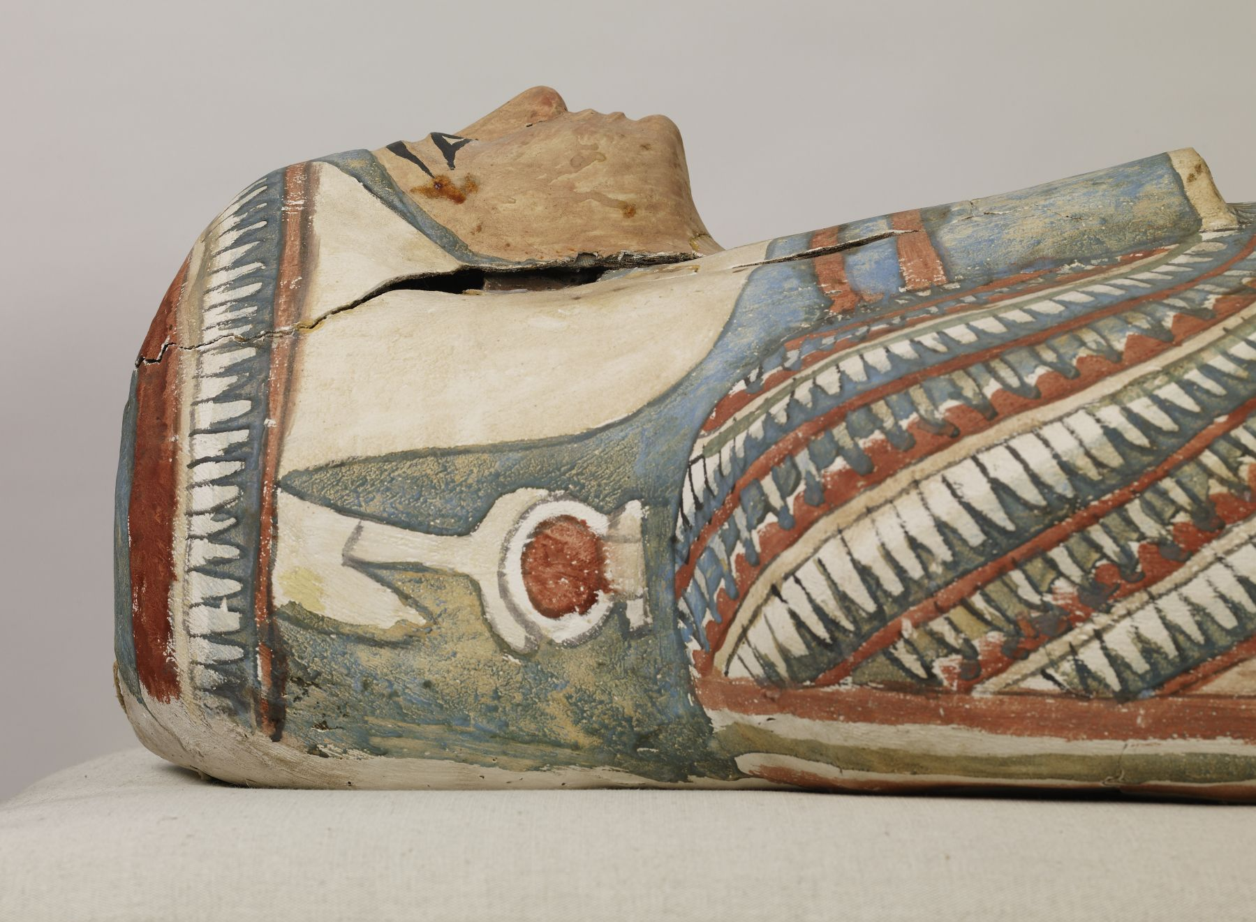 egyptian mummy case painting - Google Search
