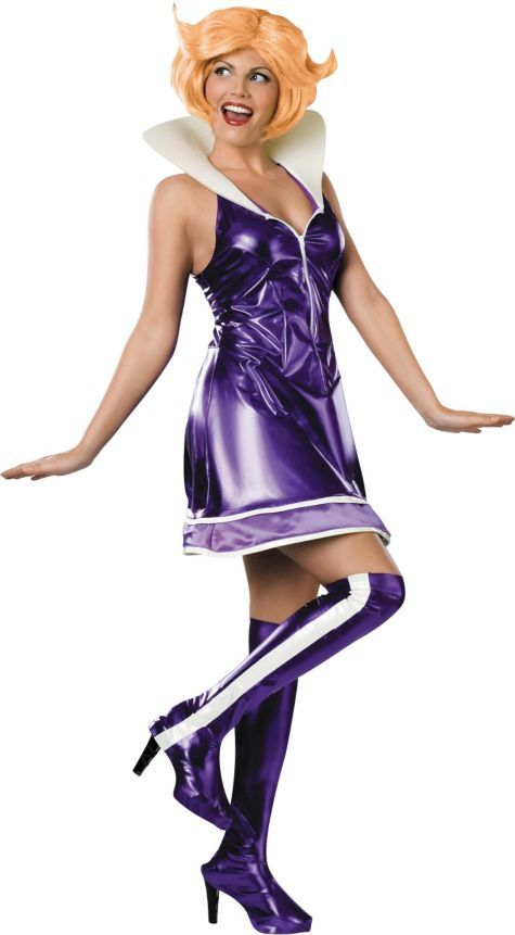 Adult Jane Jetson Costume - The Jetsons - Womens Costumes - Sale ...