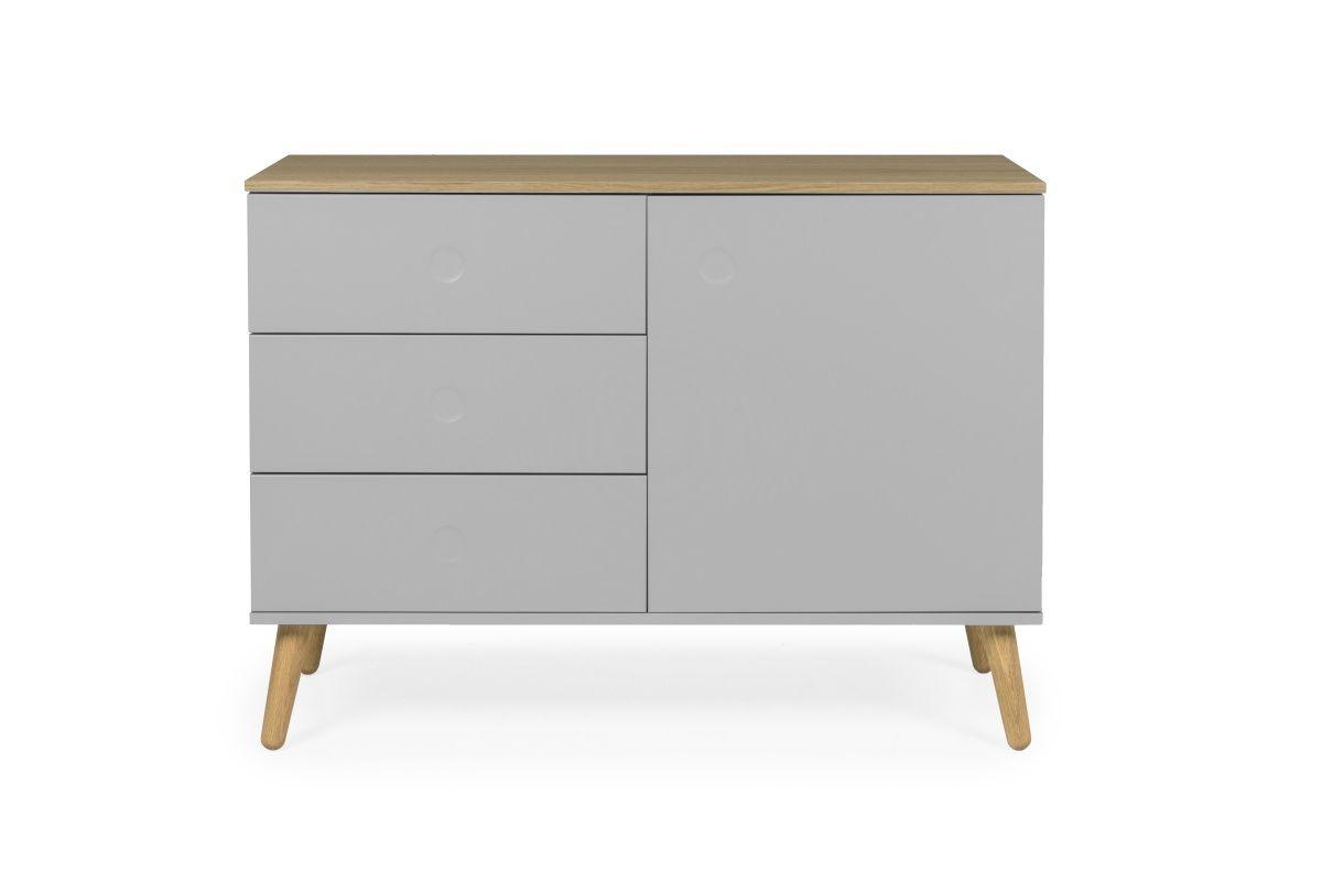 Sideboard Grau Eiche Woody 134 00448 Holz Modern Jetzt Bestellen Unter