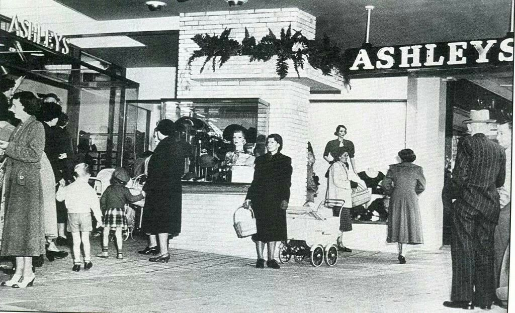 ashleys in hurstville in the southern suburbs of sydney in