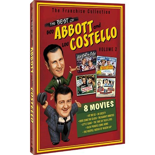 The Best Of Bud Abbott And Lou Costello, Vol. 2.
