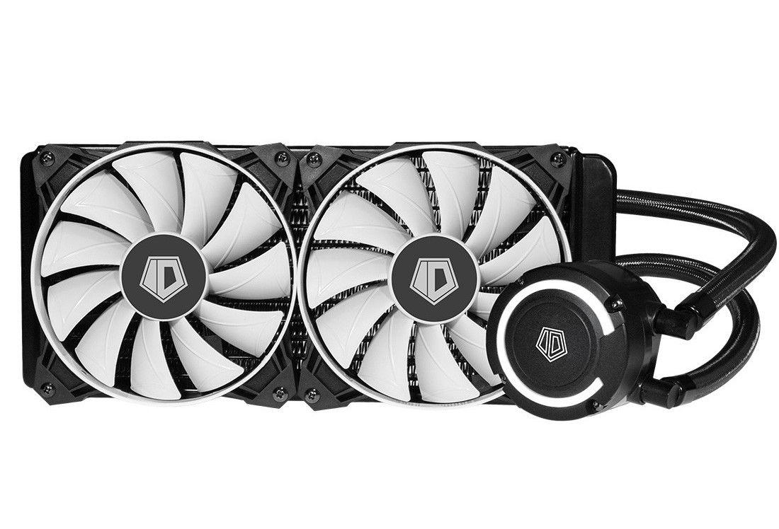 Id Cooling Announces Frostflow Plus Series Aio Liquid Cpu Coolers Ordenador