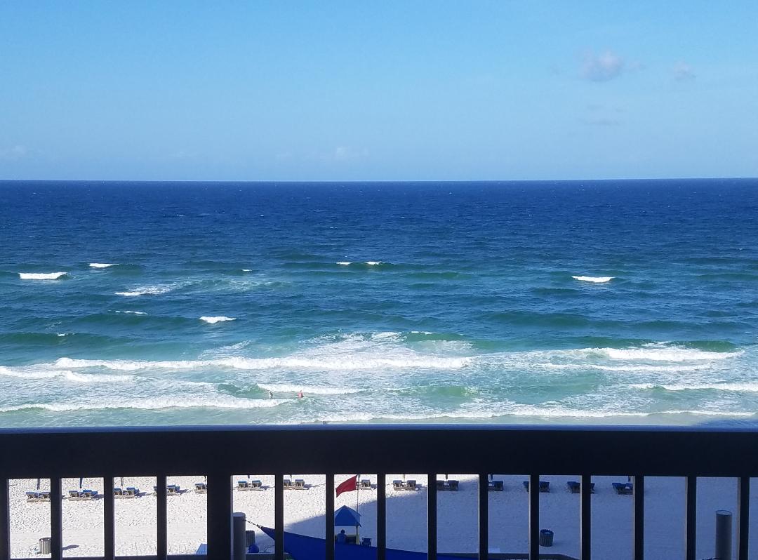 The Ocean At Panama City Beach Fl Oc Panama City Panama Panama City Beach Fl Panama City Beach