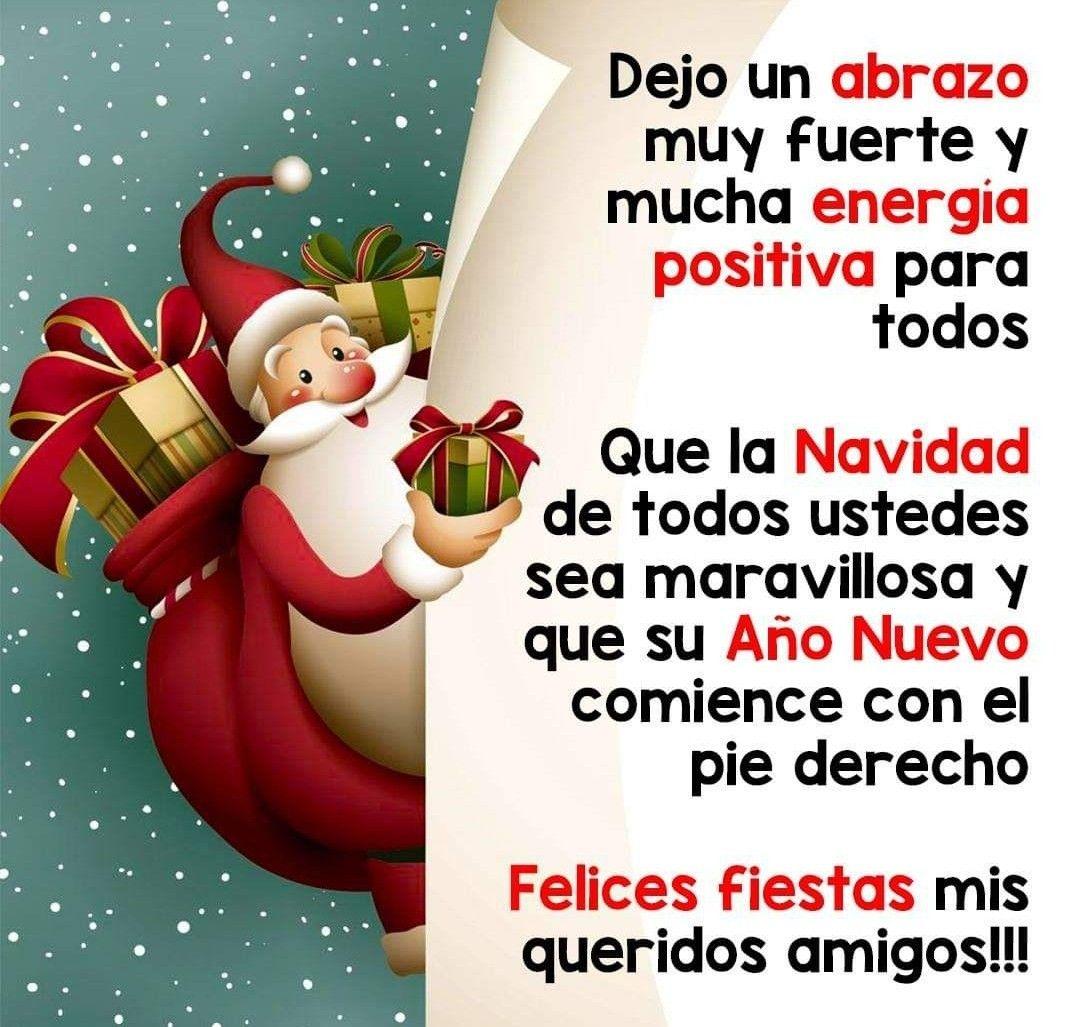 Pin De Angela Sanz En Navidad Imágenes De Feliz Año Imagenes De Feliz Navidad Frases De Feliz Navidad