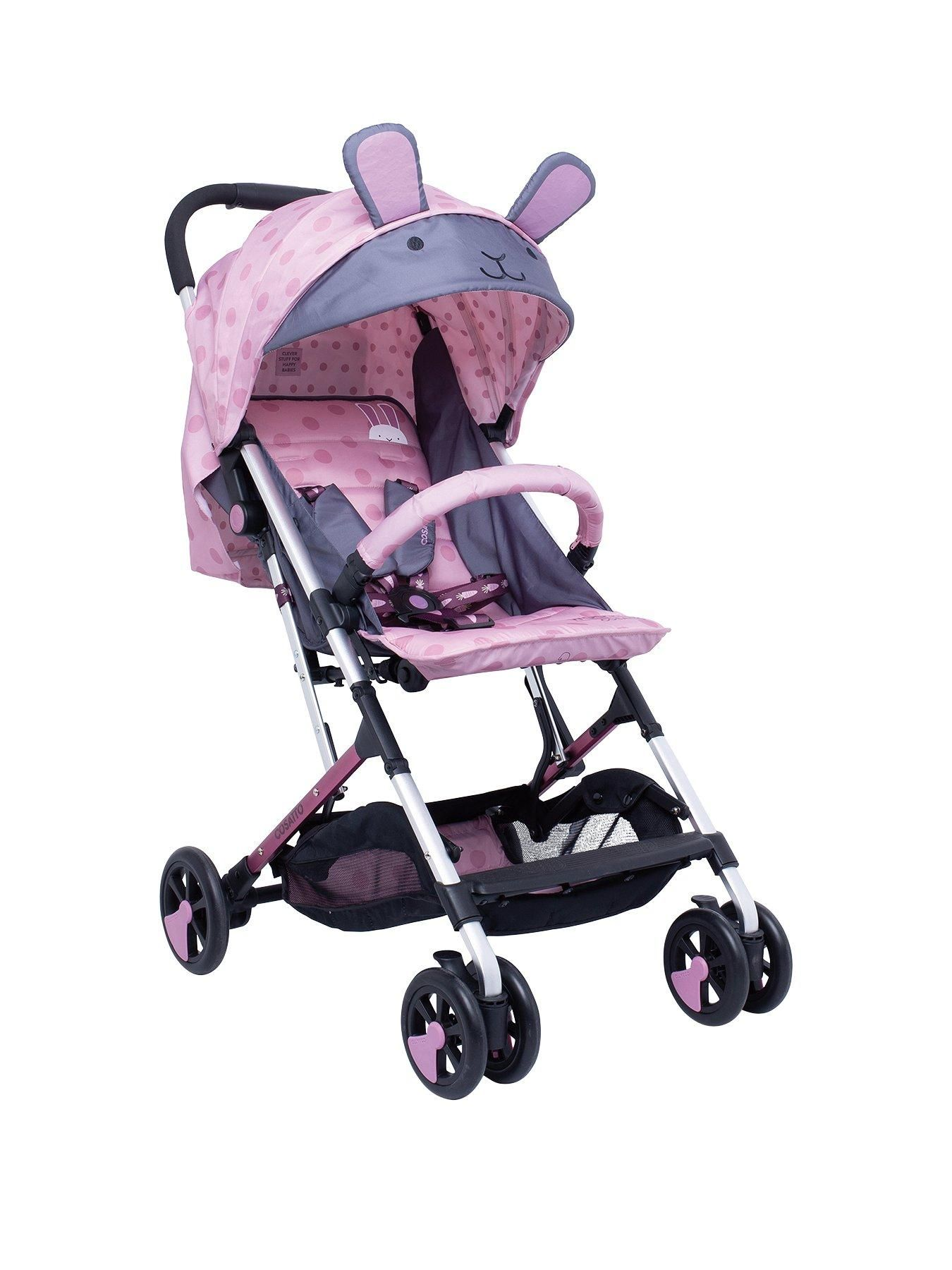 Cosatto Woosh 2 Stroller Bunny Buddy in 2020 Cosatto